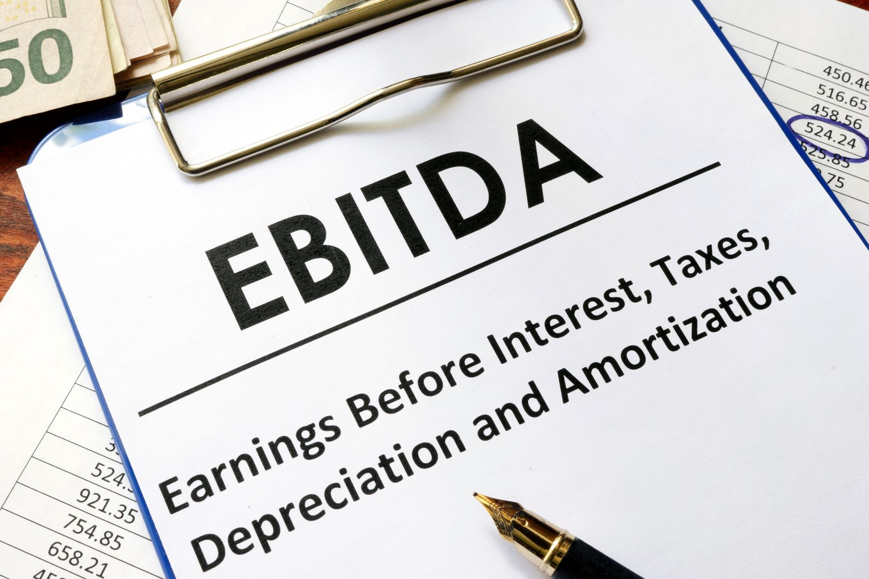 Business Valuations using EBITDA - Stirling